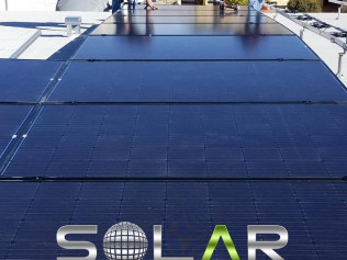 commercial solar panel systems El Paso, TX