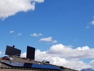 commercial solar panel installation El Paso, TX