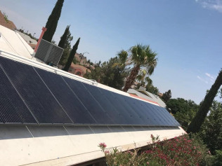 solar panel installation services El Paso, TX