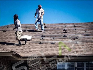 solar panel installation El Paso, TX