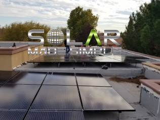 commercial solar panel installation services El Paso, TX