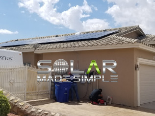 home solar panel installer El Paso, TX