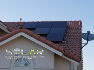 residential solar panel contractor El Paso, TX
