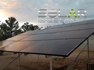 commercial solar panel systems contractor El Paso, TX