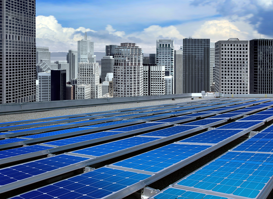 Lower Your Business' Carbon Footprint With Solar Panel Installation